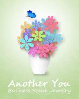 ロイヤルブルーの蝶が舞い、毎日、花の色が変わります。ブログ画面横に、蝶が舞うTwitterボタンを表示できます。